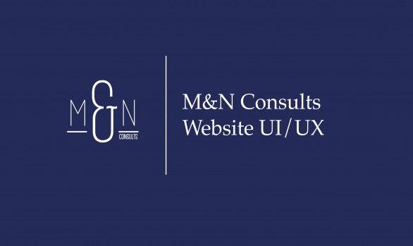 M&N Consults UI/UX